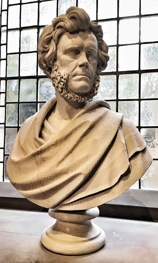 Bust of Hugh Miller