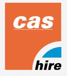 CAS Hire logo